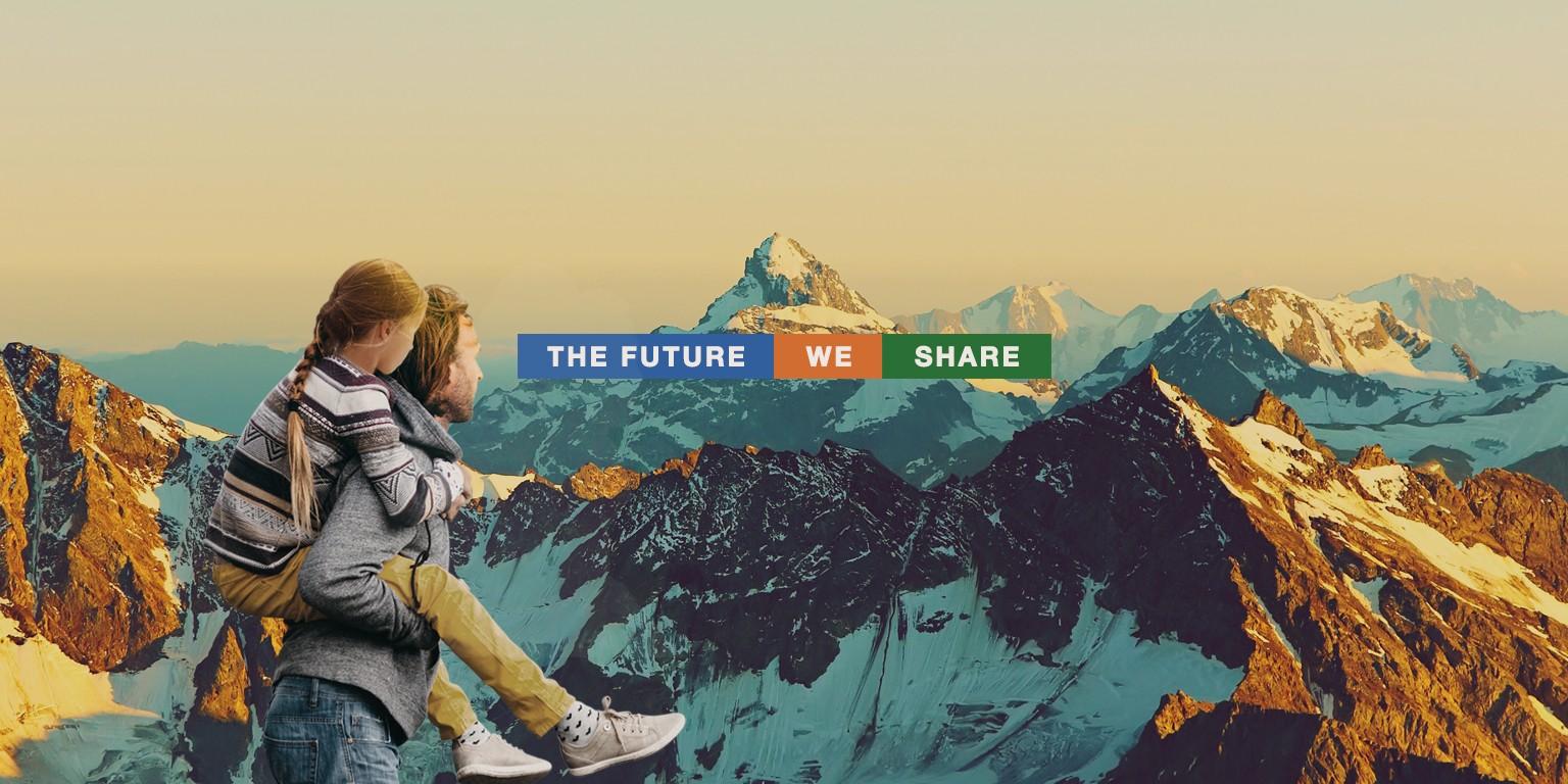 The future we share