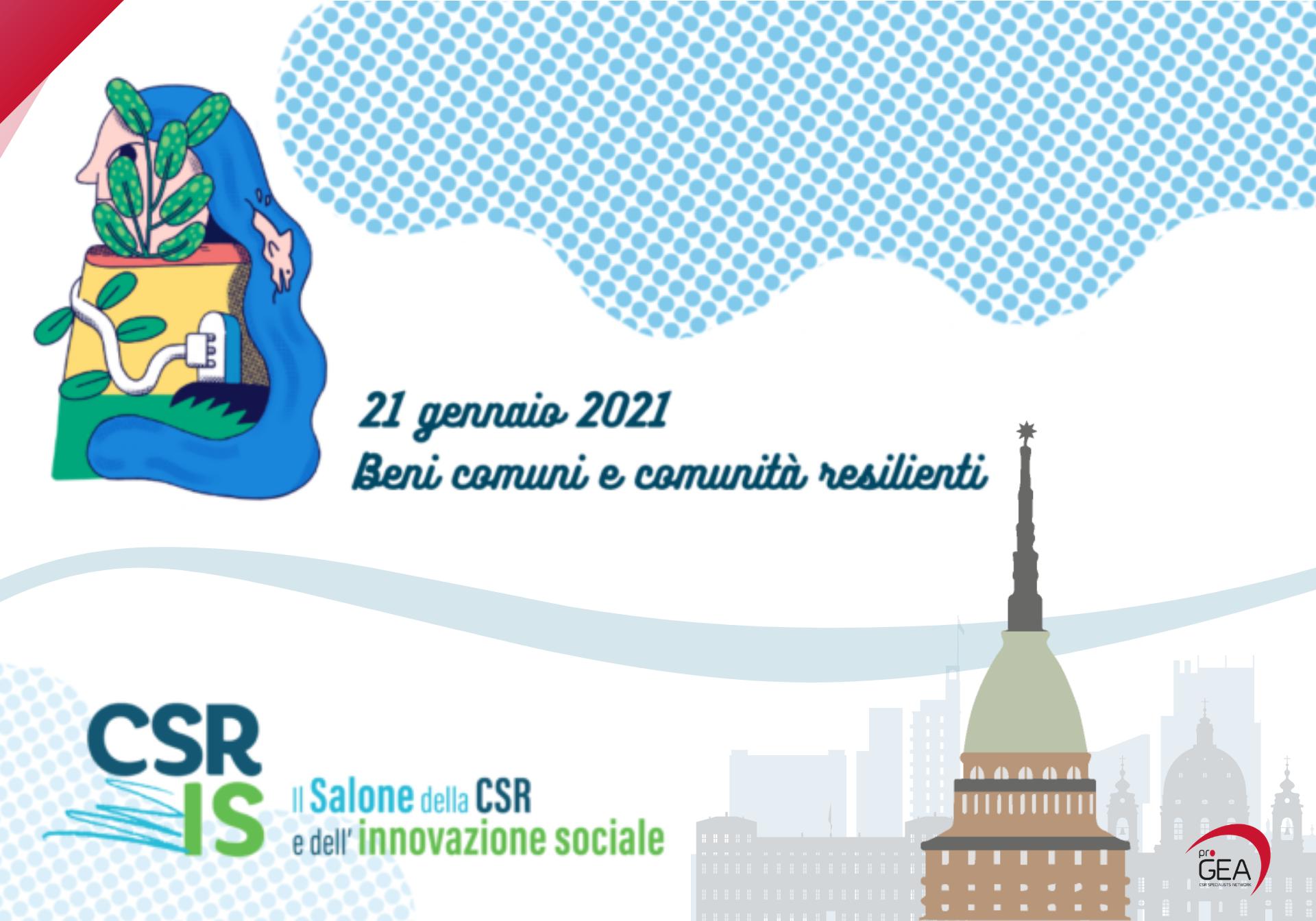 Il Salone della CSR e dell'innovazione sociale, Edizione 2021