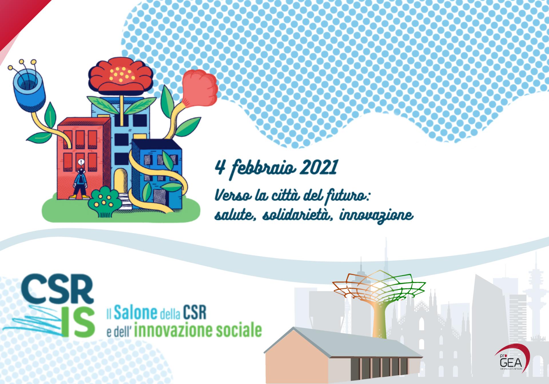Giro d'Italia della CSR: MIND